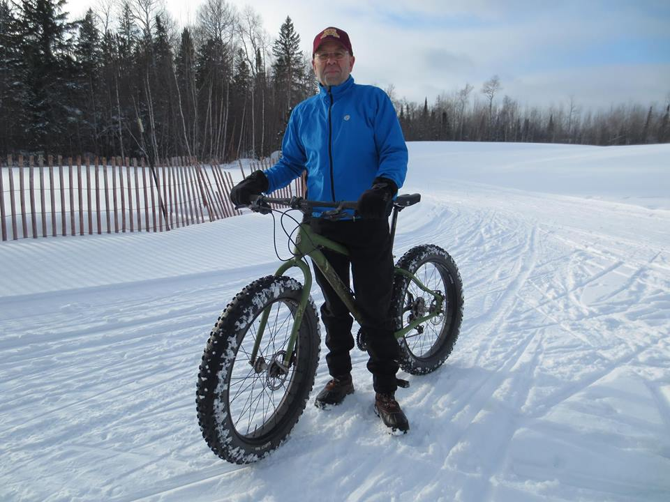 Fat bike pix